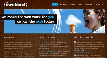 ewebbed