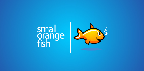 small-orange-fish