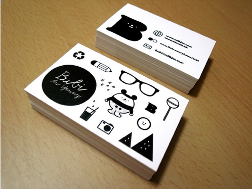25 business cards for design inspiration developers paradise blog great business cards 3037293657 colourmoves
