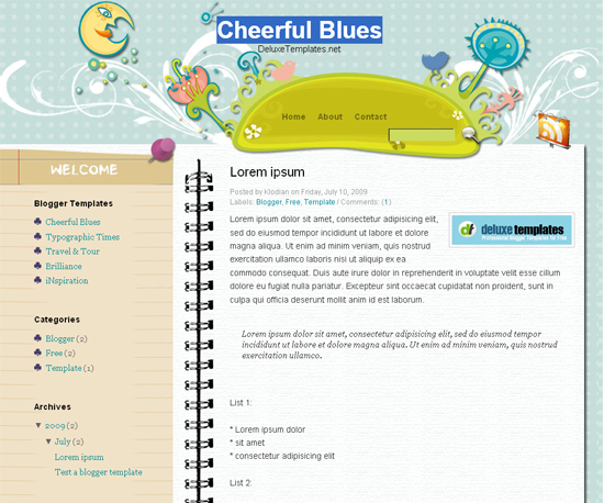 cheerful-blues