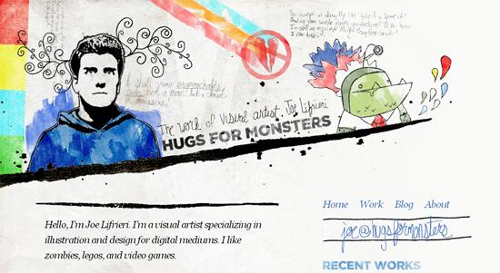 hugsformonsters