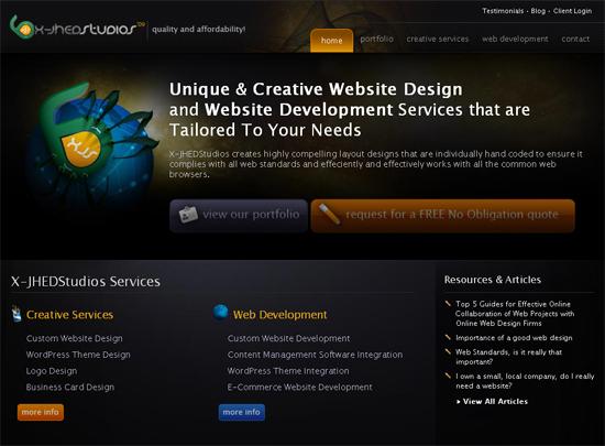 webdesignxjs