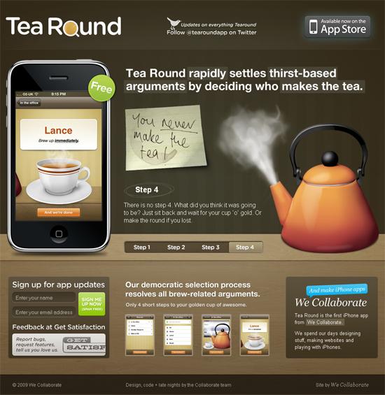 tearoundapp