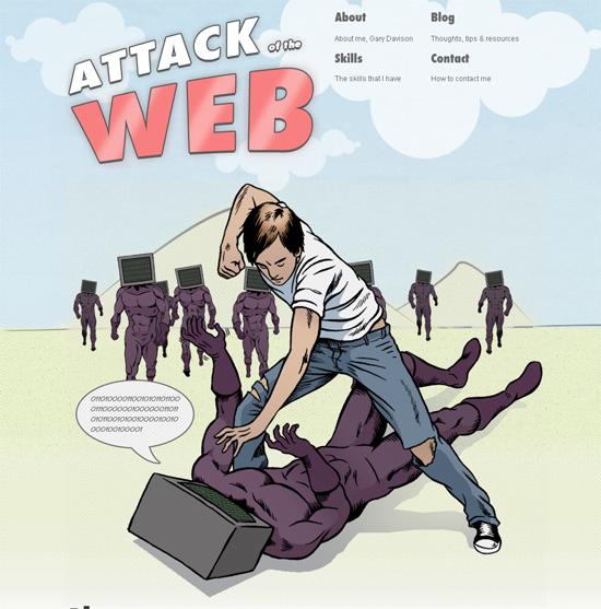 attackoftheweb
