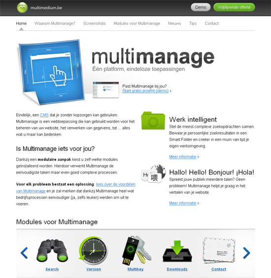 multimanage