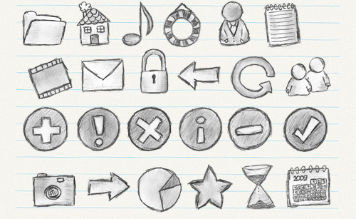49_hand_drawing_icons_set_by_tutsii
