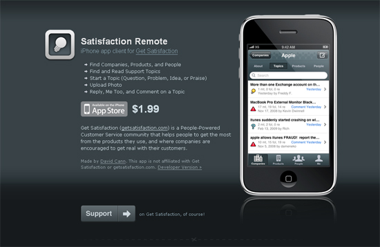 satisfactionremote