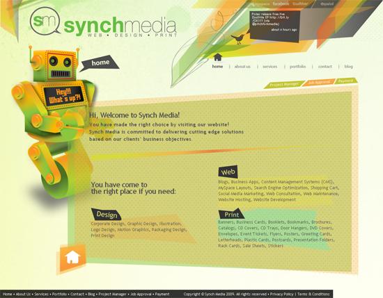 synchmedia