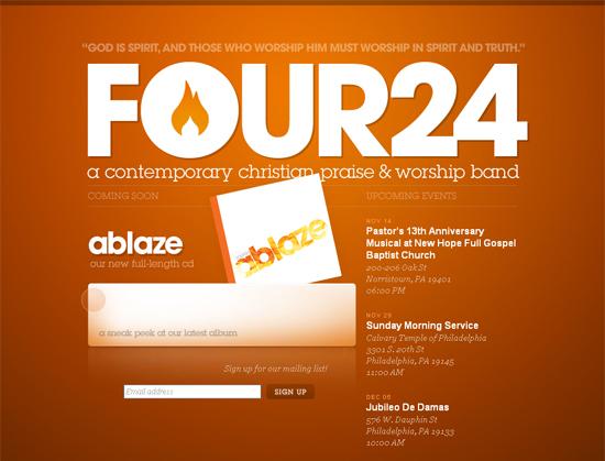 four24