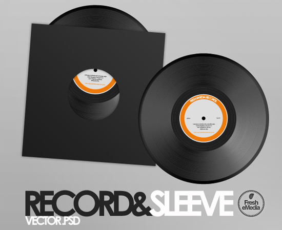 record-and-sleeves-psd-127064998