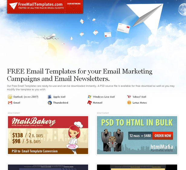 freemailtemplates