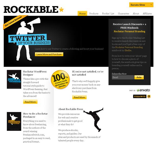 rockablepress