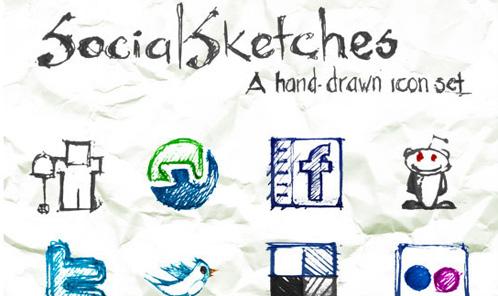 sixrevisions-social-sketche